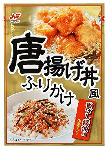 ニチフリ食品 唐揚げ丼風ふりかけ 25g×10個