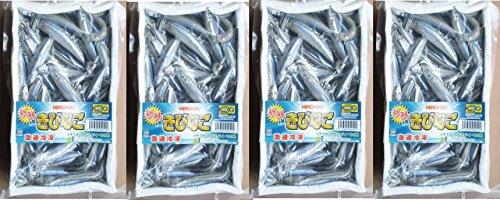 【釣り餌】【冷凍つけエサ】【ヒロキュー】新鮮きびなご 真空500g 4個セット