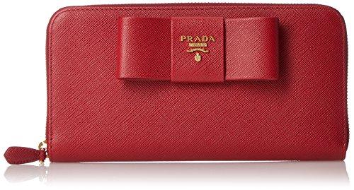 プラダの財布を妻の誕生日にプレゼント