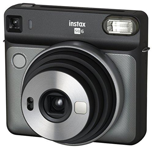 FUJIFILM アナログインスタントカメラ instax SQUARE SQ6 グラファイトグレー INS SQ 6 GRAPHITE GRAY