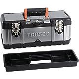 TRUSCO(トラスコ) ステンレス工具箱 Sサイズ TSUS-3026S