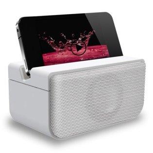 Boombero Wireless Speaker White