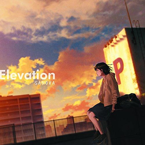 SANOVA Elevation SANOVA(堀江沙知)のCDが素晴らしい! 爽快感のあるピアノインストが好きな人にオススメ!fox capture plan好きも必聴!!