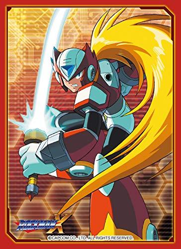 ブロッコリーキャラクタースリーブ ロックマンX 「ゼロ」