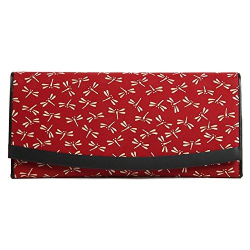 印傳屋のレディース財布を60代女性にプレゼント