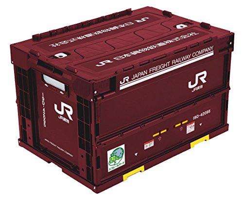 JR貨物【19D形】折りたたみコンテナ 電車グッズ