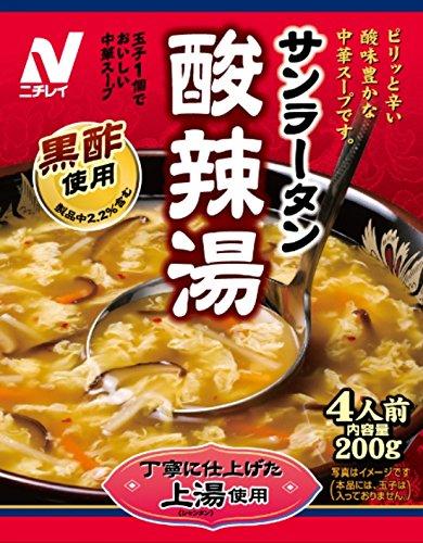 ニチレイ 酸辣湯 180g×5個
