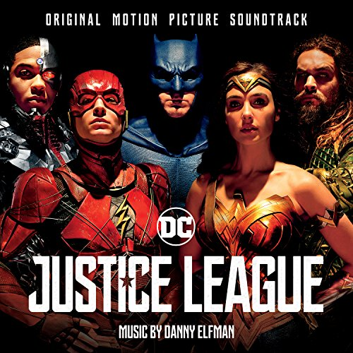Justice League (Original Motion Picture Soundtrack) [12 inch Analog]