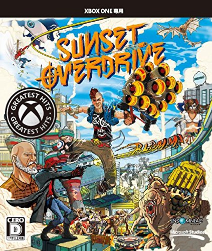 Sunset Overdrive (Greatest Hits) - XboxOne