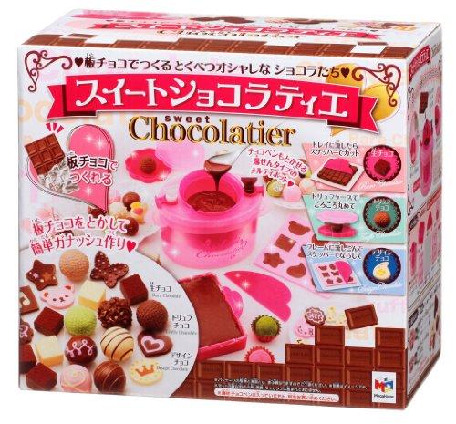 スイートショコラティエはお菓子を自分で作れる人気のギフト