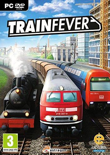 Train Fever (PC DVD) (輸入版)