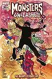 Monsters Unleashed: Die Monster sind los: Bd. 3 (von 3)