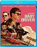 ベイビー・ドライバー (オリジナルカード付) [AmazonDVDコレクション] [Blu-ray]