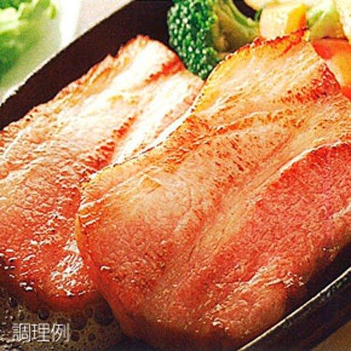 米久)ベーコン厚切り(8mm厚) 500g
