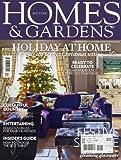 Homes & Gardens [UK] December 2013 (単号)