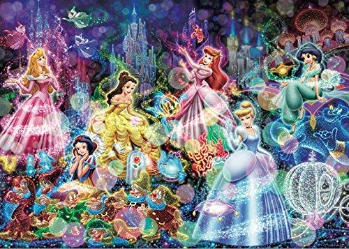 ディズニーのパズルは6歳の女の子に人気のプレゼント
