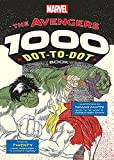 Marvel's Avengers 1000 Dot-to-Dot Book: Twenty Comic Characters to Complete Yourself