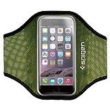 Spigen スポーツアームバンド iPhone SE / 5S / 5 / 6 / 6S ブラック 【SGP11198】