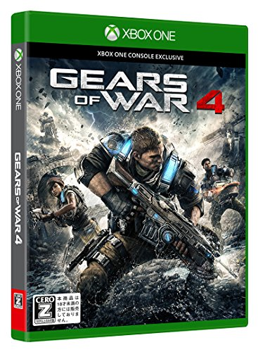 Gears of War 4 【CEROレーティング「Z」】