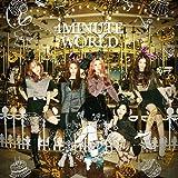 4Minute 5thミニアルバム - 4Minute World (韓国版)(韓国盤)
