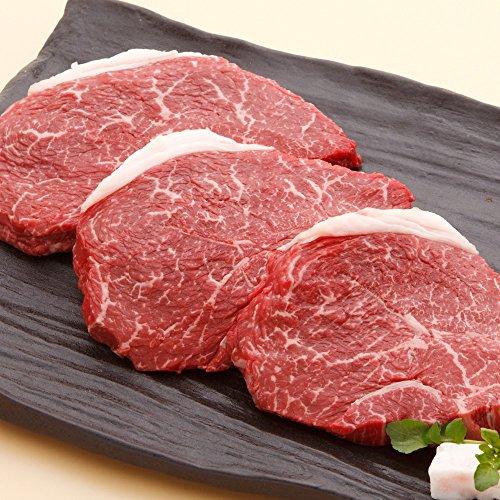 神戸牛の赤身ステーキはギフトに最適のグルメ