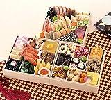 京菜味のむら おせち「華御所」三段重 40品(12月30日着)