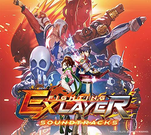 FIGHTING EX LAYER Soundtracks (7CD+データDVD)