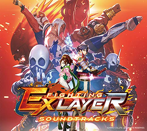 FIGHTING EX LAYER Soundtracks (7CD+データDVD)