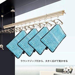 Wsky 折り畳み傘カバー 2面超吸水 傘ケース 携帯便利 ブラック