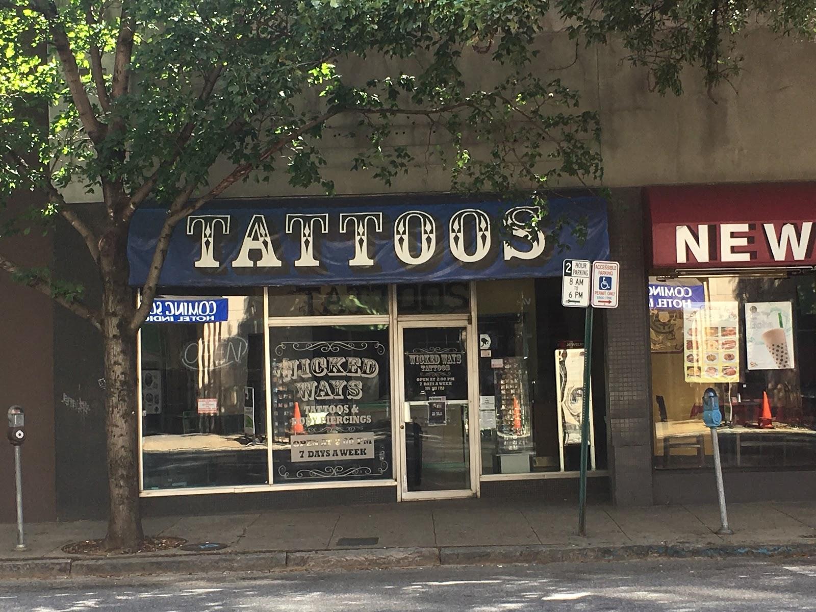 wicked ways tattoo 1022