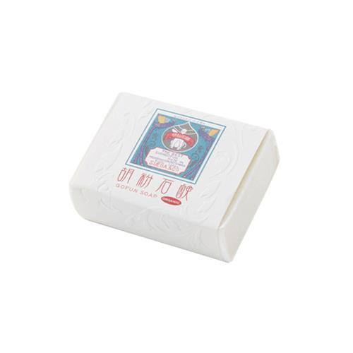 日本 上羽繪惣 胡粉石鹼 香皂