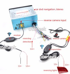 wireless rear view camera wiring diagram for connecting car gps pls note wireless rear view camera is not compatible for car dash camera car digital video  [ 1000 x 1000 Pixel ]