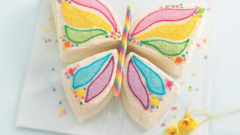 Butterfly Birthday Party Bettycrockercom