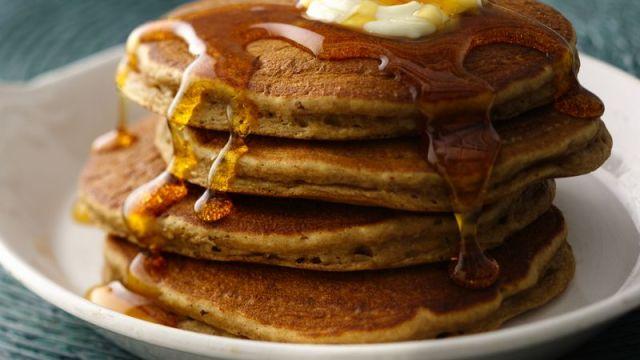 Bildresultat för gingerbread pancakes
