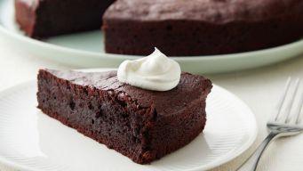 Flourless Chocolate Cake Recipe - BettyCrocker.com