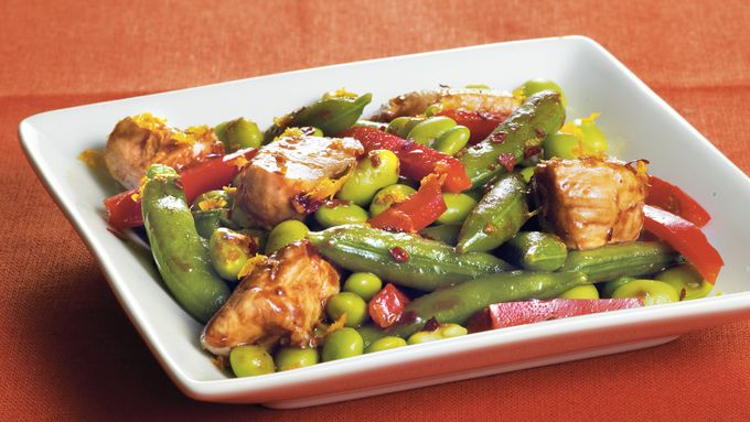 Chinese Chicken Stir-Fry recipe - from Tablespoon!