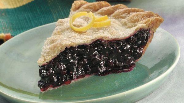 GingerLemonBlueberry Pie Recipe Pillsburycom