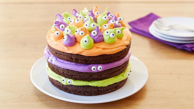 Easy Cake Recipes Halloween
