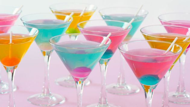 blow pop martini — candy-inspired cocktails