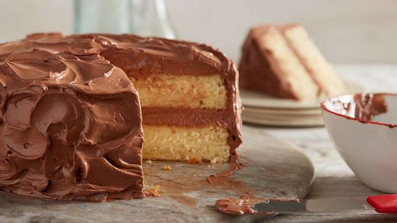 Simple Butter Cake Recipe Scratch
