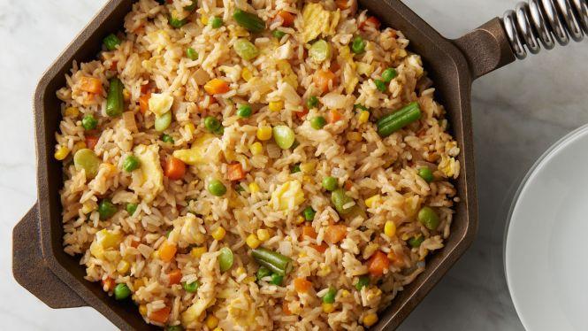 Crock Pot Soaked Brown Rice