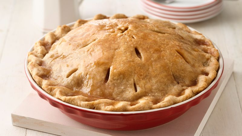 Maple-Apple Pie