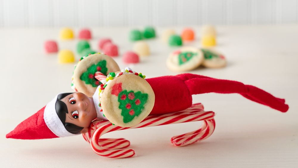 Elf On The Shelf Cookie Weights Recipe From