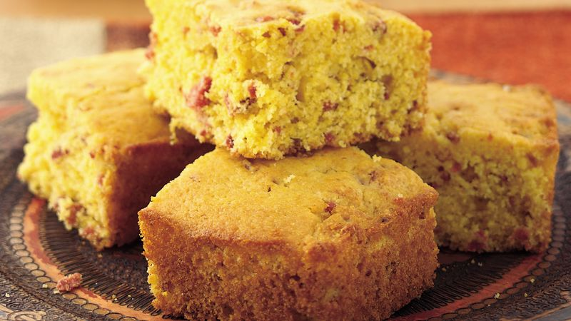 OldFashioned Cornbread Recipe  BettyCrockercom