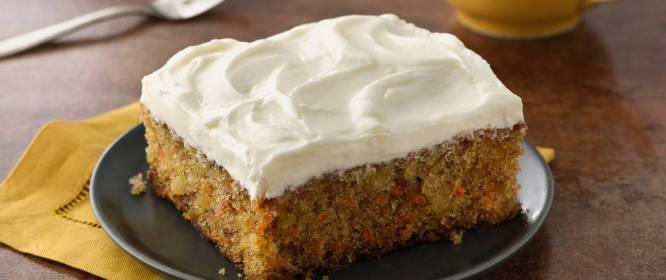 Resultado de imagen de carrot cake