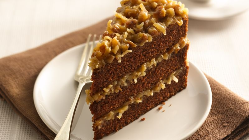 Image result for Easy German Chocolate Cake