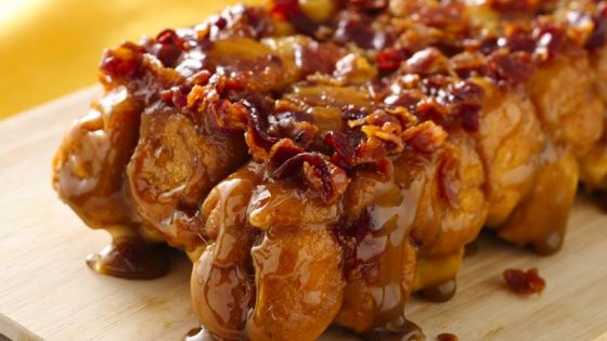 Image result for Maple Bacon Monkey Bread