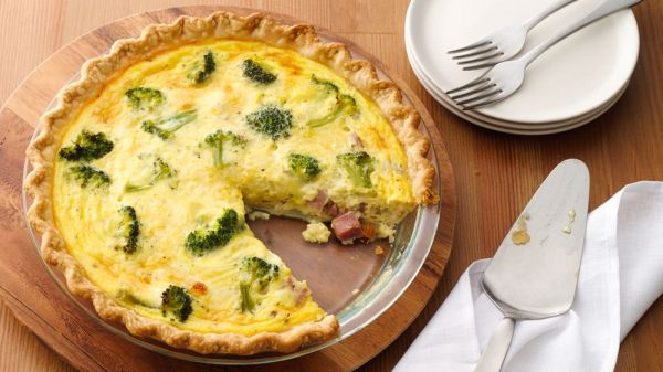 bisquick impossible broccoli quiche recipe