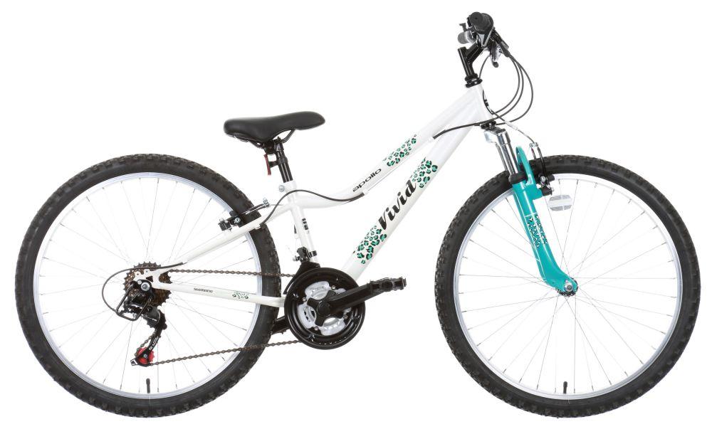 Apollo Vivid Girls Mountain Bike Bicycle 2015 24
