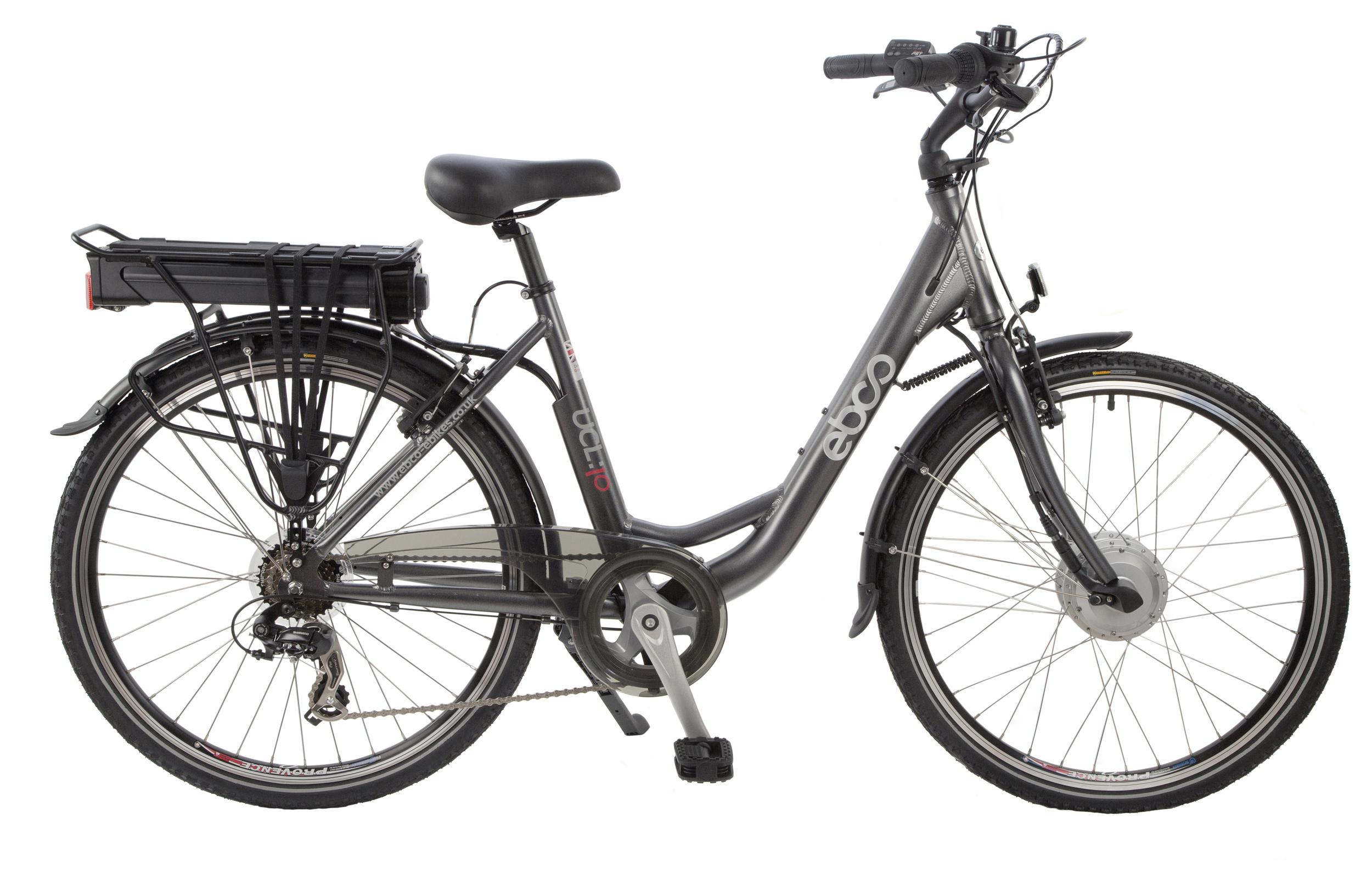 EBCO UCL-10 Womens Mens Unisex Electric Bike 26
